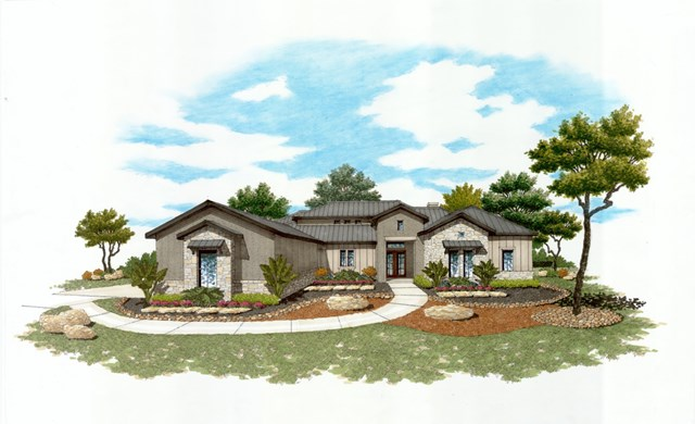 new construction in kerrville tx