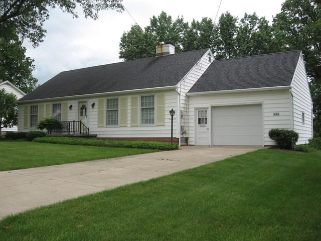 444 Hillcrest Drive, Ashland, OH 44805