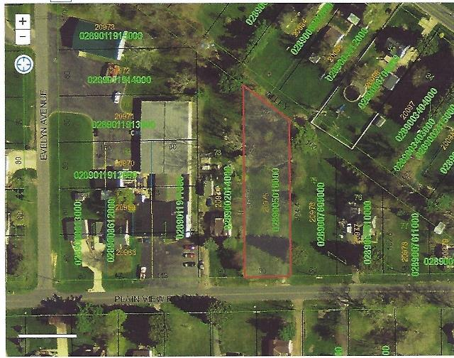 Vacant lot.  Zoned residential. Public utilities available. Madison Schools. No 8 units allowed