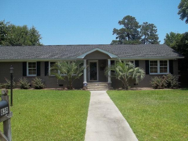 839  Acacia Drive Sumter, SC 29150