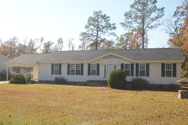 1246  Mill Creek Drive Manning, SC 29102