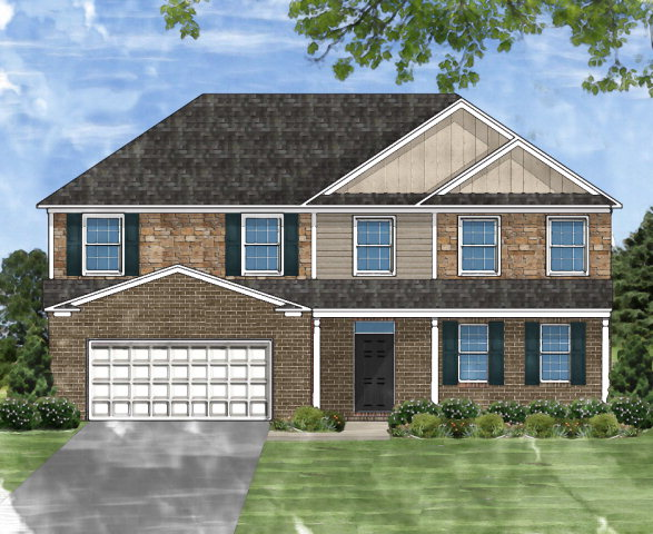 2125  Canadiangeese Dr. (Lot 577) Sumter, SC 29154