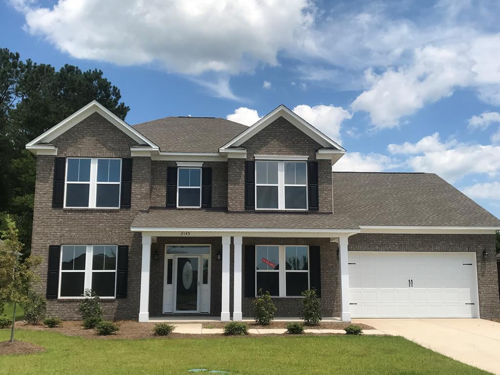 2145  Canadiangeese Dr. (Lot 579) Sumter, SC 29153