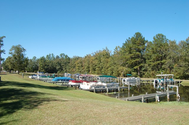 N/A Wood Lake Boat Slip #89 Manning, SC 29102