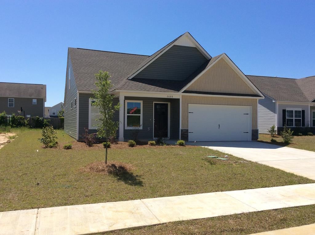 2688  Old Field Rd. (Lot 384) Sumter, SC 29150