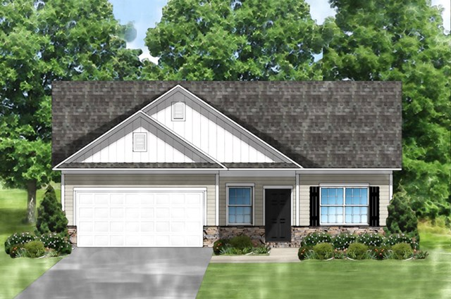 2692   Old Field Rd. (Lot 383) Sumter, SC 29153