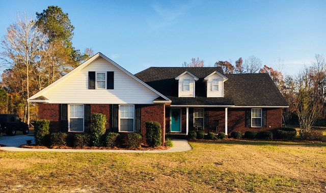 1444  Loblolly Drive Manning, SC 29102