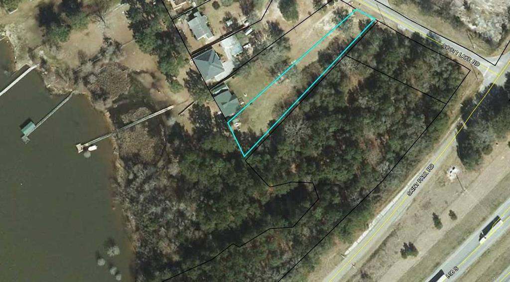 Lot 3 SCOTT LAKE ROAD Summerton, SC 29148