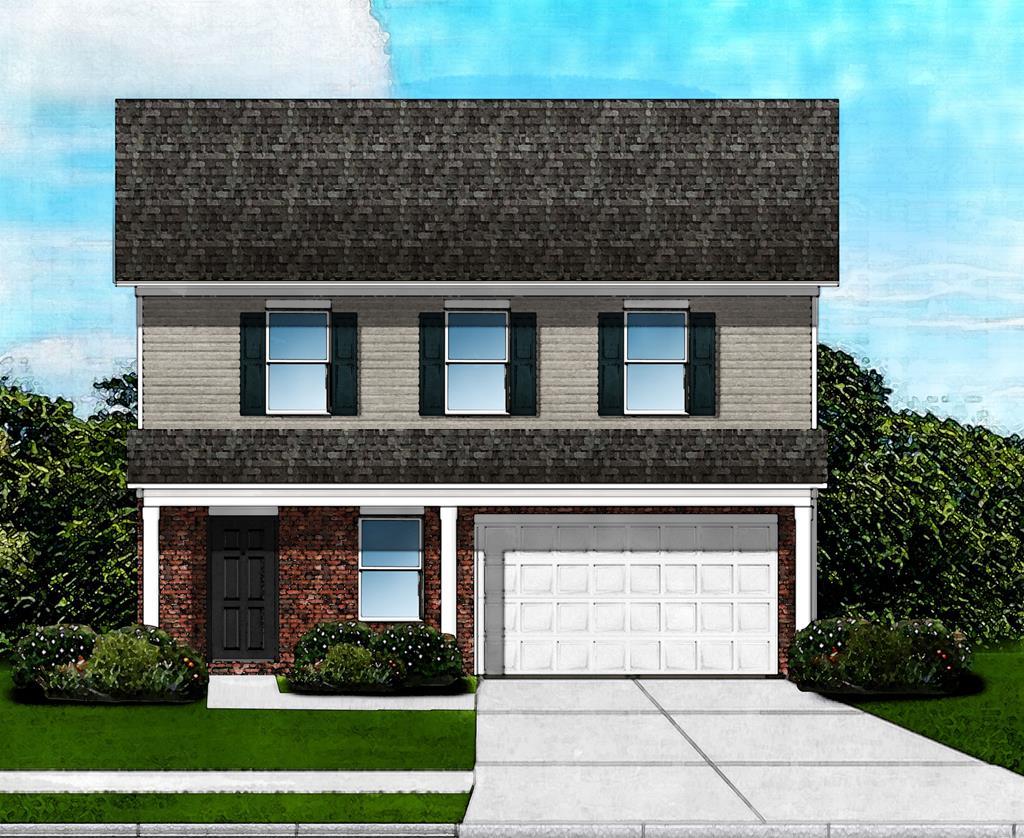1724 Kodiac Court (lot 363) Sumter, SC 29150