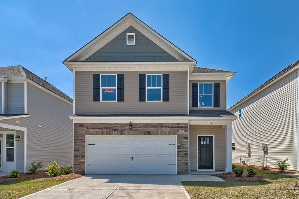 1817 Ring neck Court (lot 371 ) Sumter, SC 29150
