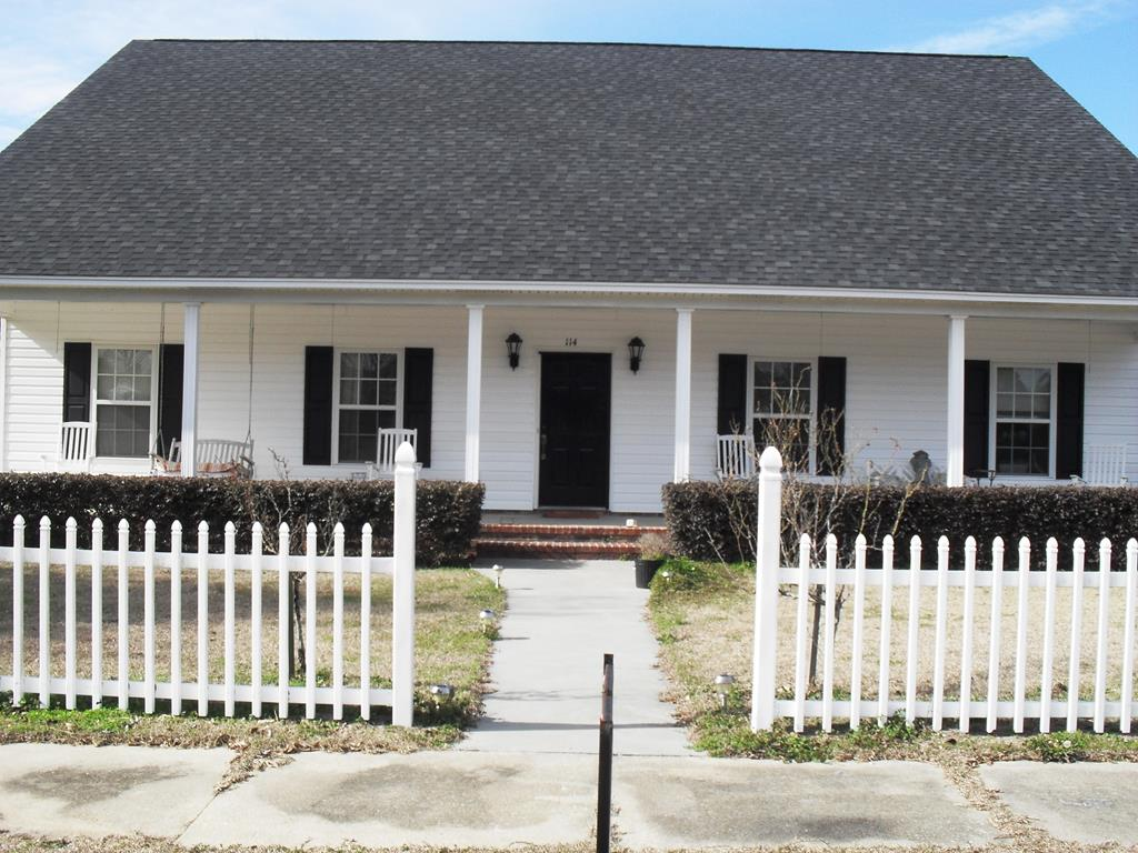 108 &114 North Hampton Street Pinewood, SC 29125