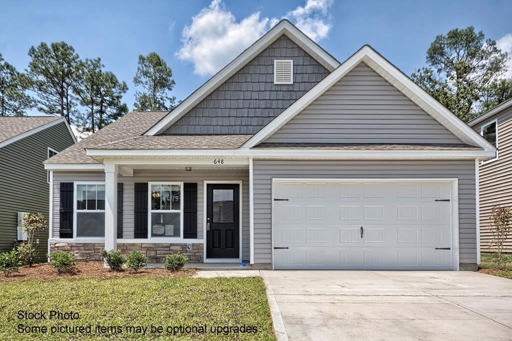 1717 Kodiak Court (lot 368) Sumter, SC 29150