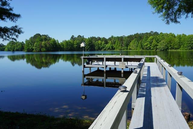 112 Fountain Lake Drive Eutawville, SC 29048