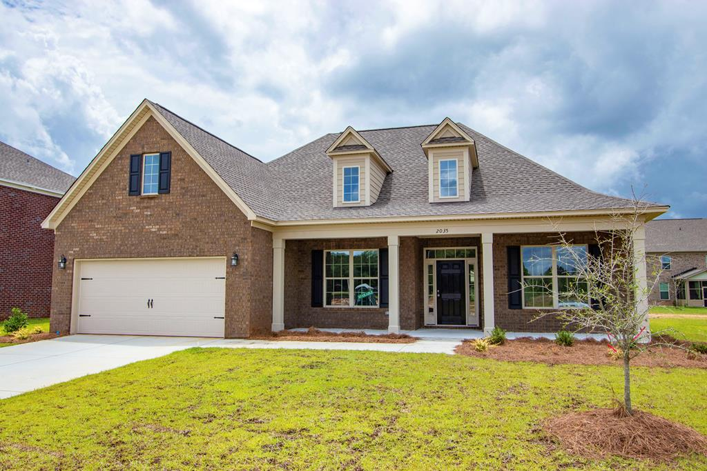 2035 Indiangrass Cove (Lot 93) Sumter, SC 29153