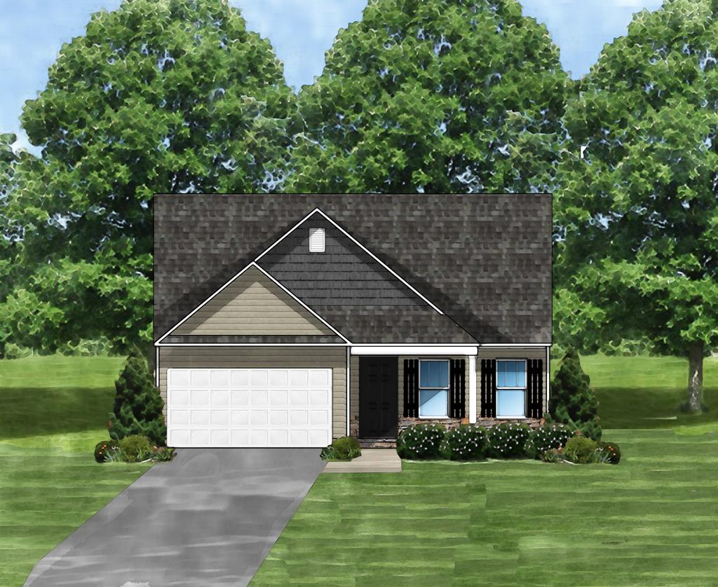 1848 Ringneck Court. (Lot 375) Sumter, SC 29150