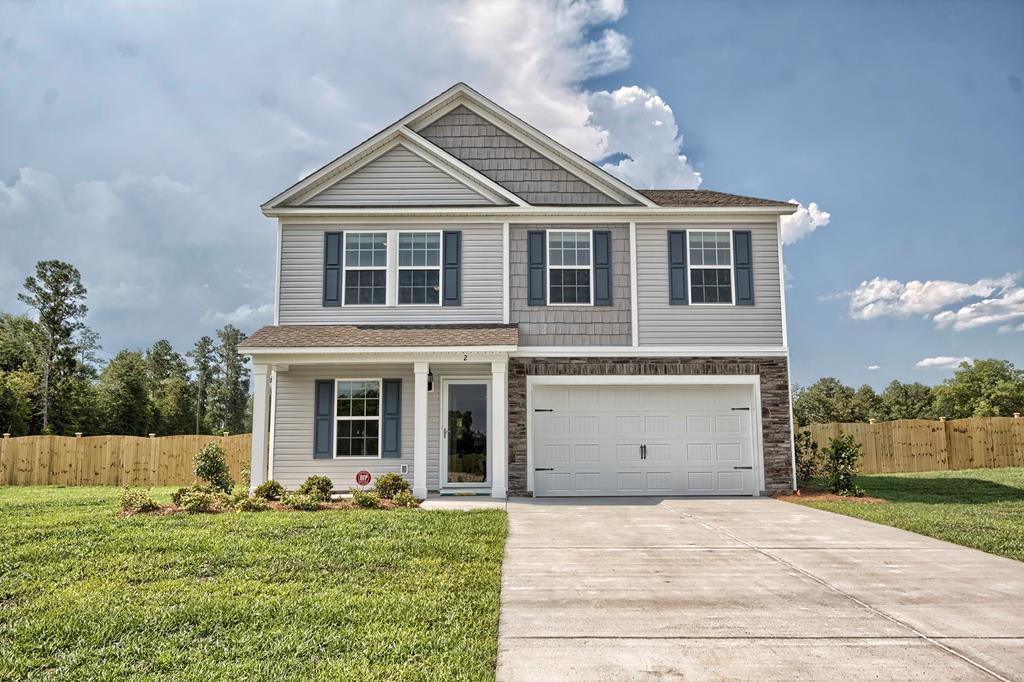 1840 Ringneck Court (lot 376) Sumter, SC 29150
