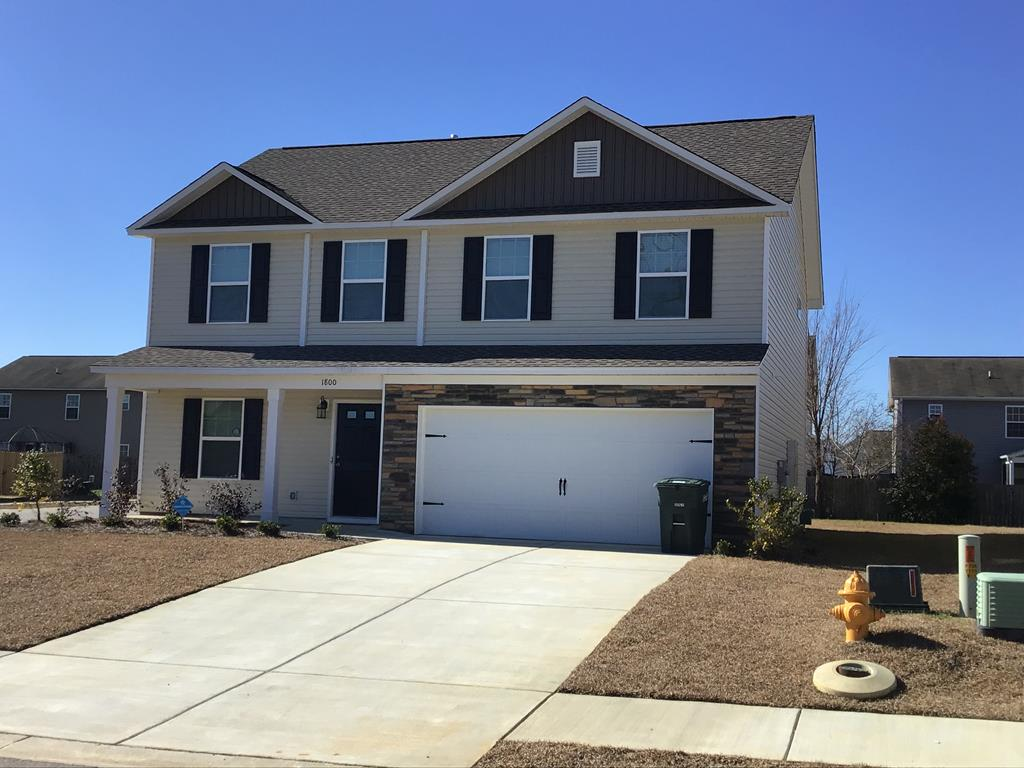 1824 Ringneck Court (lot 378) Sumter, SC 29150