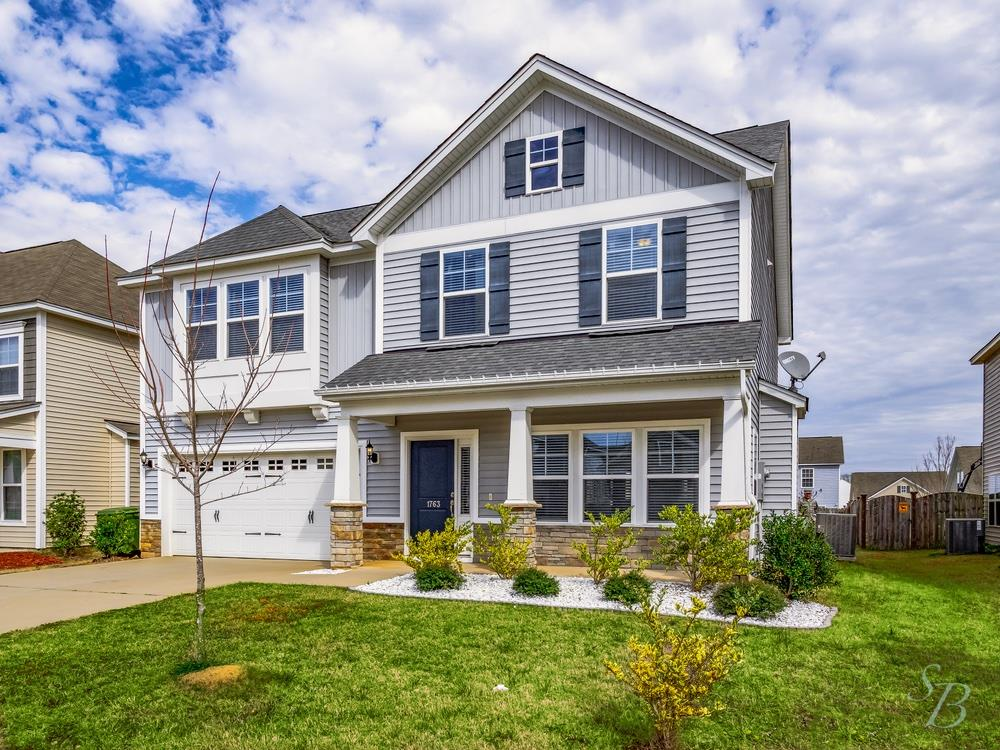 1763 Musket Trail Sumter, SC 29150