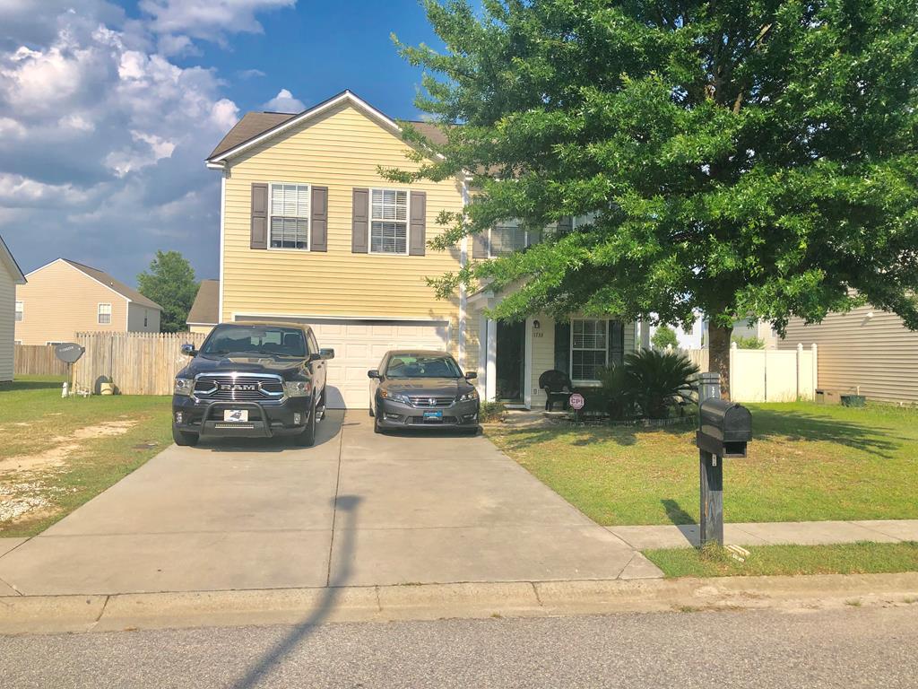 1733 Mossberg Drive Sumter, SC 29150