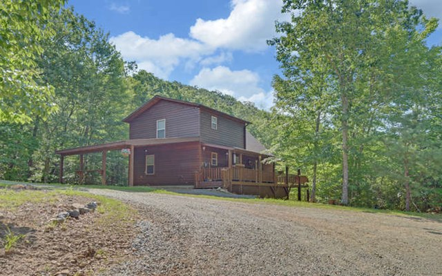 6 Flat Ridge Road, MURPHY, NC 28906