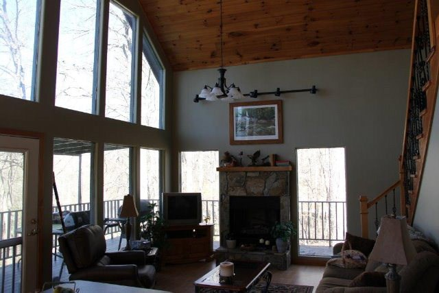815 Nantahala Shores, TOPTON, NC 28781