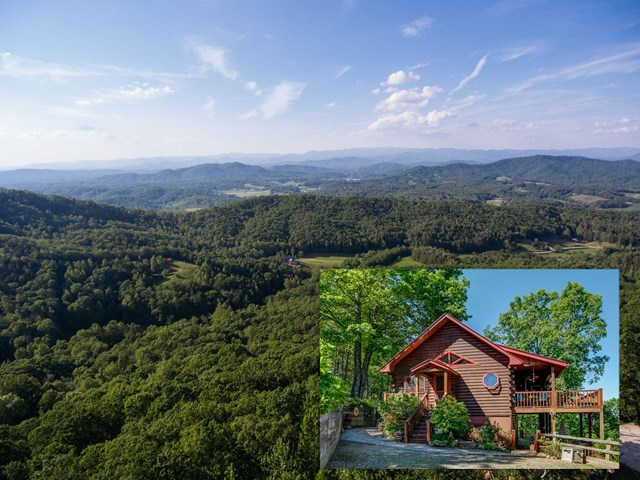 1861 Cherokee Mountain Trail, MURPHY, NC 28906