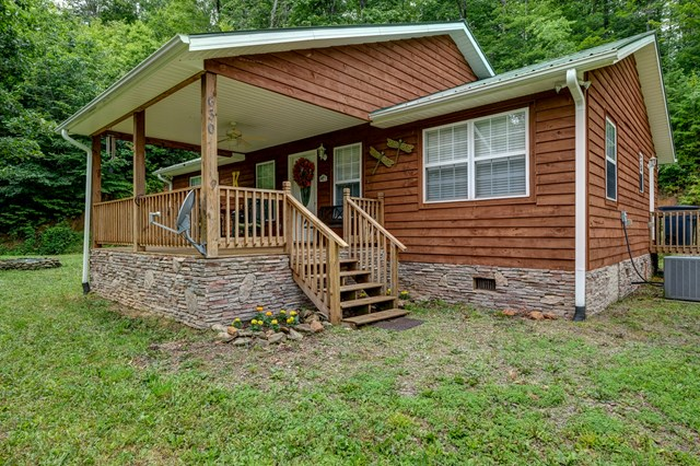 630 High Falls Road, MARBLE, NC 28905