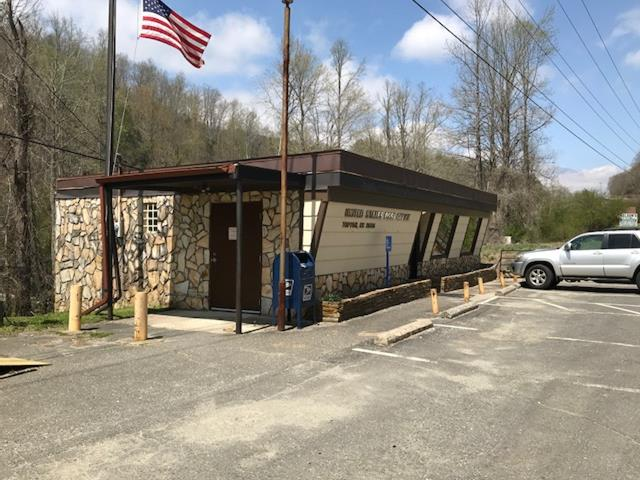 Commercial building located on Highway 19/74 currently leased by the US Postal Service.  The lease is in effect through August 7, 2022 .  There is a basement and building is in good condition.  It is located  off the highway with very easy access.