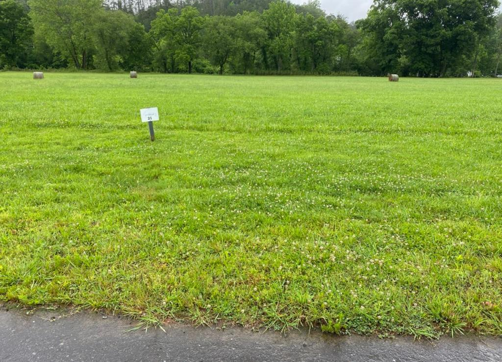 1.36 river lot in the premier gated community of Riverwalk on the Hiwassee.  Paved roads to and throughout the development.