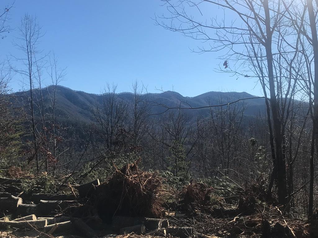 Beautiful view property that overlooks the Andrews Valley and long range views toward Murphy. Property is secluded at the end of the ridge with breathtaking views of the mountain sunsets.