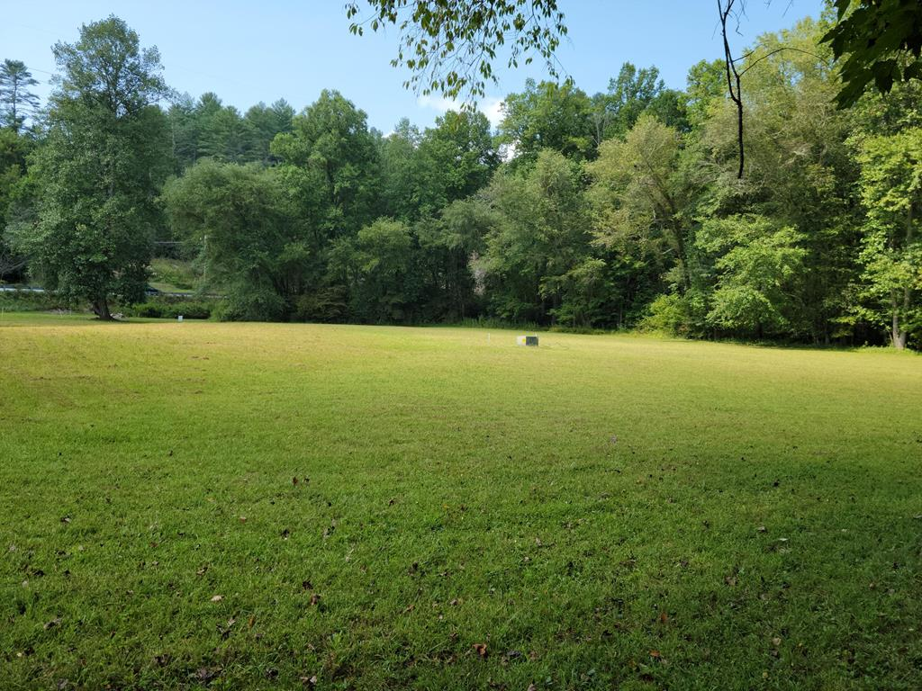 1.98 ACRES UNRESTRICTED ON RUSHING CREEK..Ideal spot to build your mountain cabin along the creek, park your camper or develop an RV park. The possibilities are endless. Land is level and easy to access and the creek is amazing. You also have rights to a shared spring feed well and electric is in place. Just minutes from lakes, trout streams, hiking trails, kayaking or white water rafting. Browse in one of the many antique and craft shops as well as dine in the cafes and brewery. Murphy, NC feels like it's from a different time and place. A time when life moved at a slower pace and people savored the simple pleasures.COME LIVE THE MOUNTAIN LIFE!!!
