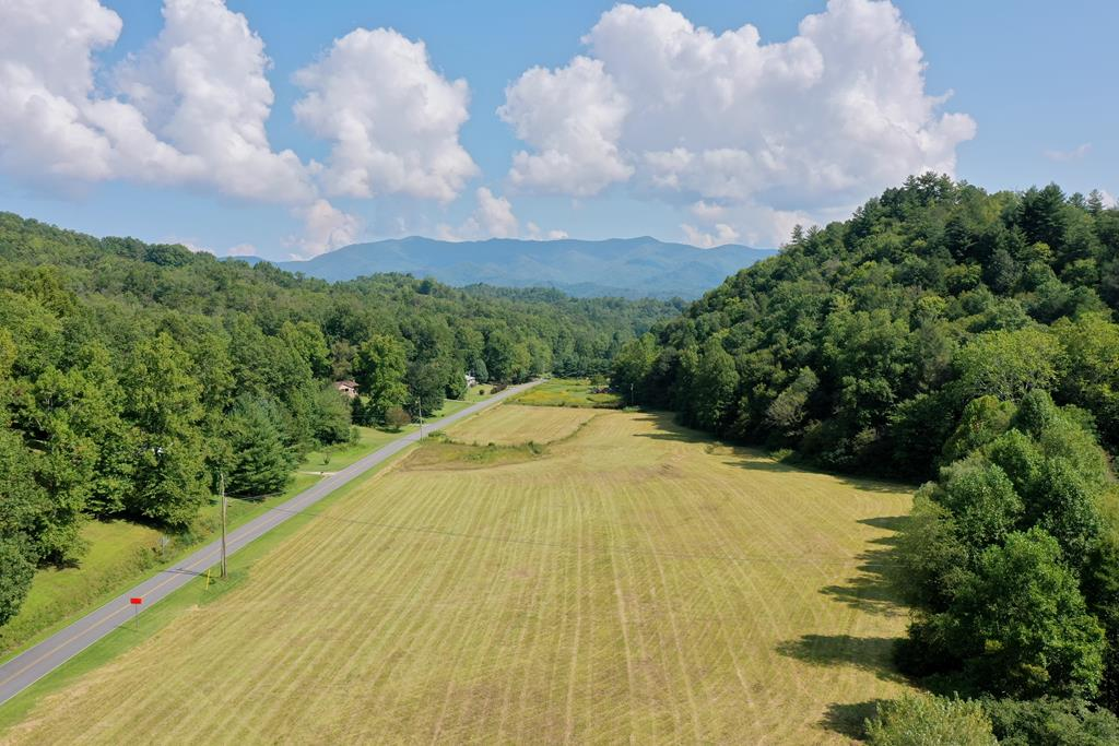 Incredible offering of 4+/- acres of creek front pasture! Located in a beautiful valley with OMG mountain views not far from town. Just off a paved road this is perfect for a farmstead or a single family getaway. Power is on the property for easy building potential. Must see to appreciate! Call NOW!