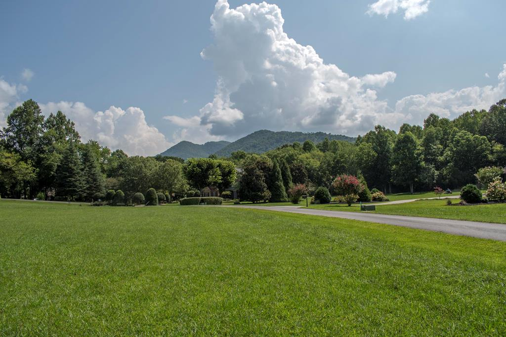 Beautiful lot in Mountain Harbour Golf Community with wide paved roads and no steep climb. Very gentle lot for easy building and nice mountain view. Community water and sewer are available. Enjoy life in this upscale neighborhood with restaurants, community pool, fitness center and an 18 hole golf course. $450 minimum social membership required, additional golf packages available. Check out the community at https://mountainharbourlivingandgolf.com