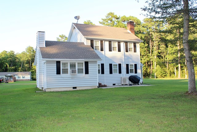 841 Fox Point Road, REEDVILLE, VA 22539
