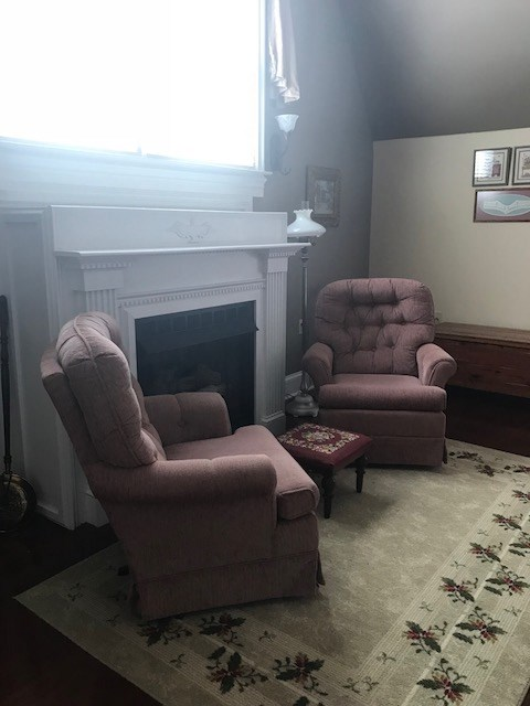 Sitting Area for Master Bedroom