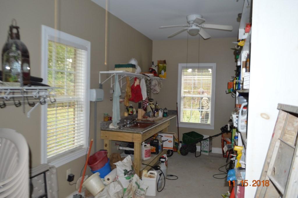 Heated & Cooled Storage Room
