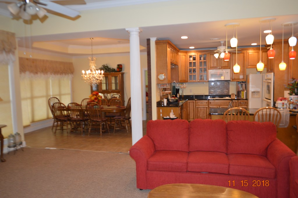 Great Room To Dining