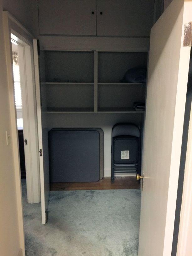 Large Hall Closet