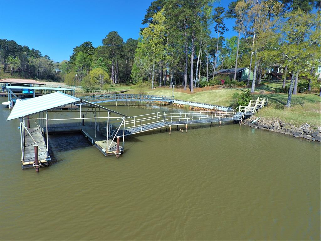 Covered Boat Dock 2
