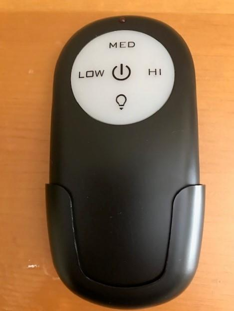 Remote Control for LED Ceiling Fans