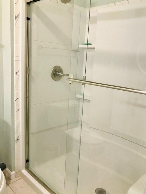 Master Suite 1 Shower