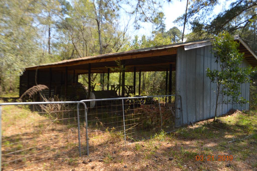 Equipment Storage Pole Barn