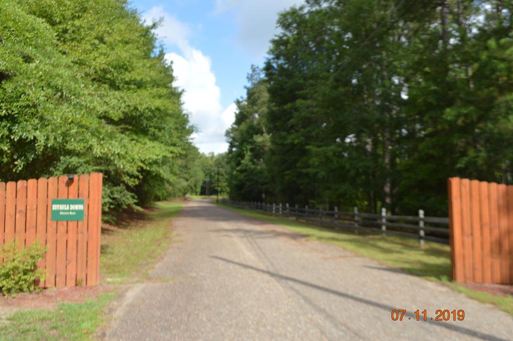 Entrance to Eufaula Downs