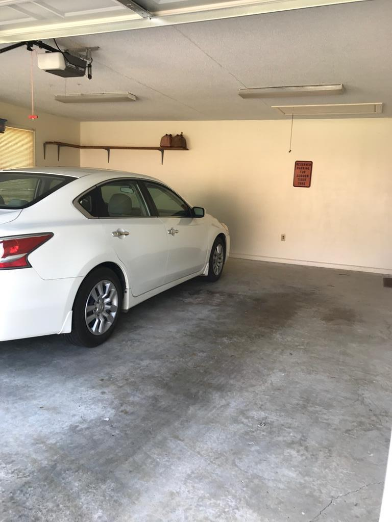 Over Sized Garage