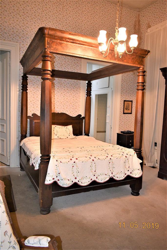 Downstairs Master Bedroom