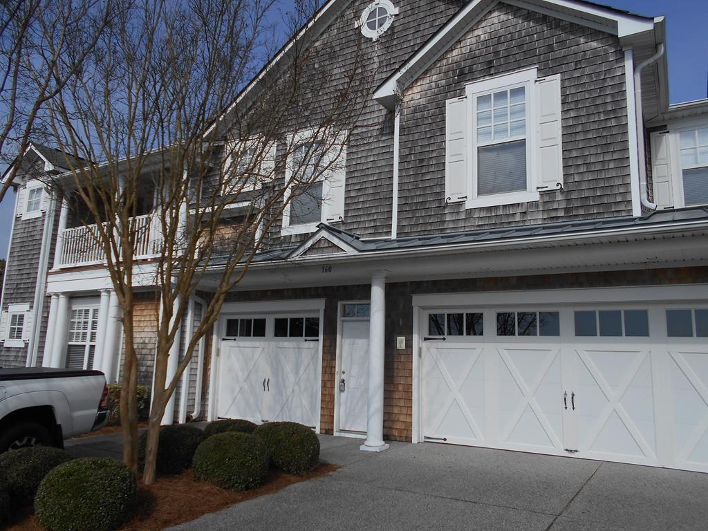 """Please click on the included Virtual Tour to explore this property. Fairways condominium, Cherry Hill floor plan.  Sold furnished and in great condition. This home shows well; never been a vacation rental.  Enjoy living in Bay Creek with community swimming pool and tennis courts; private beach.  Join as a member and have use of the amenities.  Historic Cape Charles and all of its shops and restaurants is just a short golf cart ride from Bay Creek.  All room sizes are approximate. Condo comes with a """"Nest"""" Theromstat."""