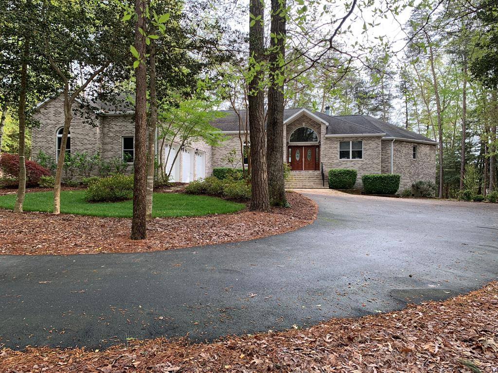 This is a beautiful property is located in a very desirable community of Creek Bluff just minutes from US 13 Lankford Highway on the beautiful Eastern Shore of Virginia!  This is a custom built home with an open floor plan is spacious, bright, and inviting,  This home has a private setting overlooking Occohannock Creek, 3 acres with a 120ft dock and boat lift.  Think about how much you will enjoy watching the wild life on the creek from your very own home.  There is no better time then today to schedule an appointment to see this home.  The shore is calling your name.