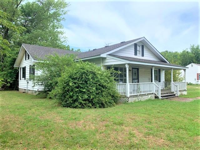 Minutes to the quaint, Historic town of Cape Charles - 2 Bedroom 2 Bath Home with an additional lot, just under a 1/2 acre of land.  This home has lots of possibilities with eat-in kitchen, living room and dining room. walk up attic with storage. Home sold As Is, where is.