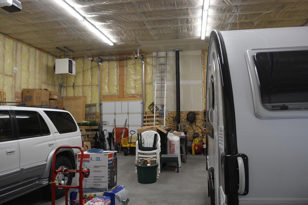 2nd garage area