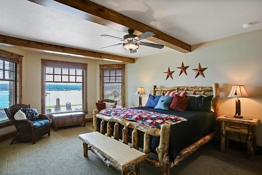 Another view of Upper Bedroom